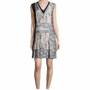 J. MENDEL*Silk & Lace Cocktail Dress*US 14 $1850